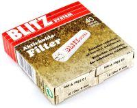 Blitz Aktivkohlefilter 9mm in Schachtel (40 Stück)