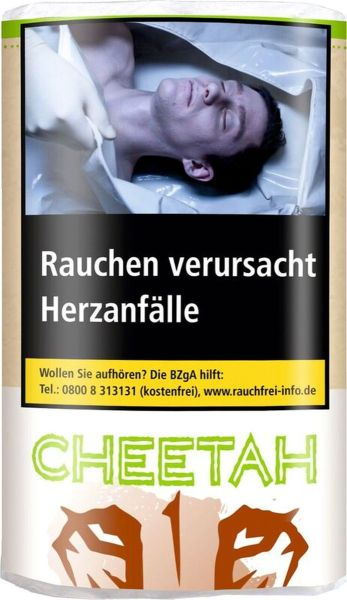 Chee Tah Zigarettentabak Africa (5x30 gr.) 4,30 € | 21,50 €