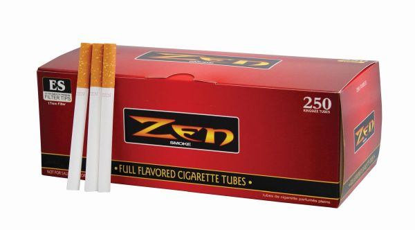Zen Full Flavored Filterhülsen Zigarettenhülsen