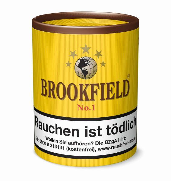 Brookfield Pfeifentabak No. 1 (Dose á 200 gr.)