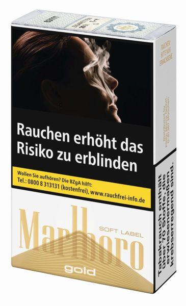 Marlboro Zigaretten Gold Soft Label (10x20er)