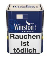Winston Zigarettentabak Premium Blue Tin-M (Dose á 100 gr.)