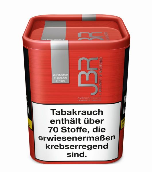 JBR Zigarettentabak John Brumfit & Redford (Dose á 100 gr.)