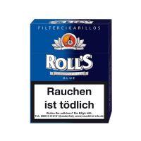 Villiger Zigarillos Rolls Blue (8x23 Stück) 3,40 € | 27,20 €