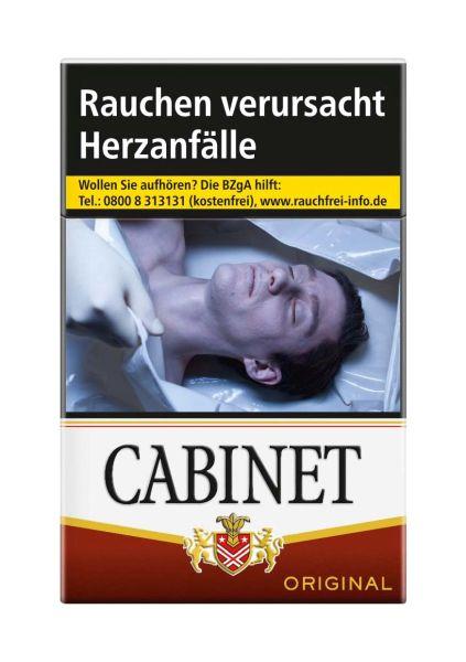 Cabinet Zigaretten Original (10x20er)