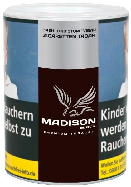 Madison Zigarettentabak Black (Dose á 120 gr.)