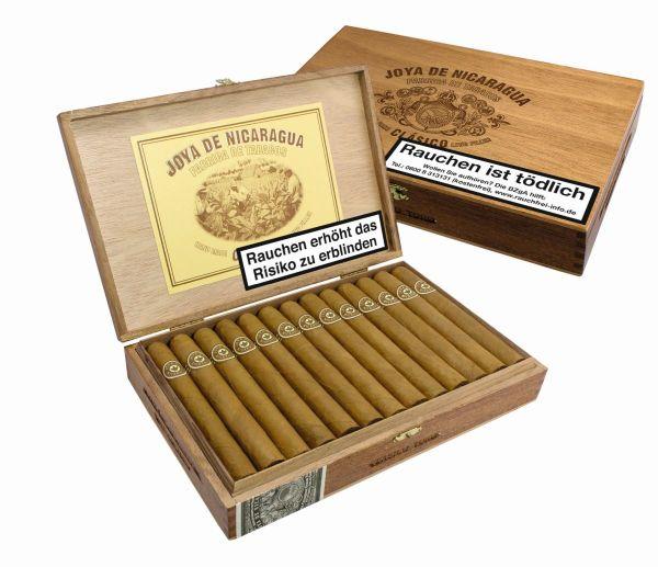 Joya de Nicaragua Zigarren Clasico Toro (Packung á 25 Stück)