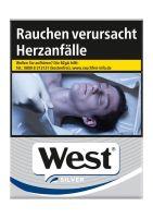 West Zigaretten Silver XXL-Box (8x25er)