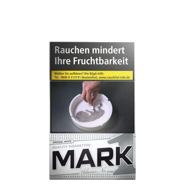 Mark 1 Zigaretten White (10x20er)
