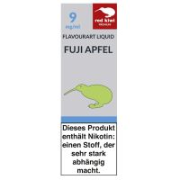 Red Kiwi eLiquid Fuji Apfel 9mg Nikotin/ml (10 ml)