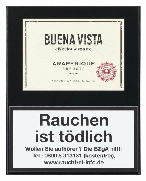 Buena Vista Zigarren Robusto (Packung á 5 Stück)