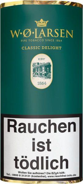 W.O. Larsen Pfeifentabak Larsen Classic Delight (Pouch á 50 gr.)