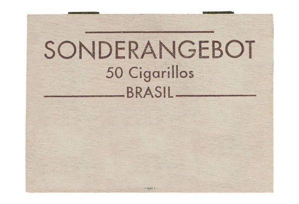 Kohlhase Kopp Zigarren Sonderangebot Brasil (Mini) (Packung á 50 Stück)