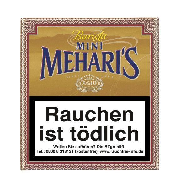 Meharis Zigarillos Agio Mehari's Mini Barista (Schachtel á 20 Stück)