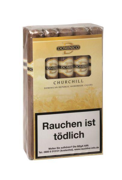 Villiger Zigarren Dominico Churchill (Schachtel á 10 Stück)