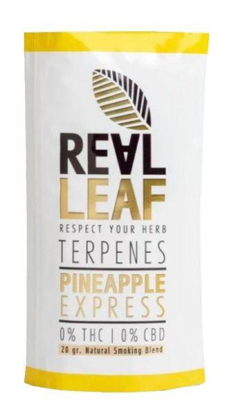 Real Leaf Pfeifentabak Pineapple Express Kräutermischung (5x20er) 8,95 € | 44,75 €