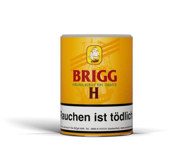Brigg Pfeifentabak Planta H (Dose á 160 gr.)