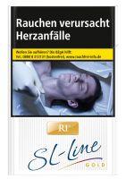R1 Zigaretten SL-Line (Gold) (10x20er)