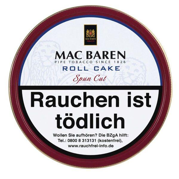 Mac Baren Pfeifentabak Roll Cake (Dose á 100 gr.)
