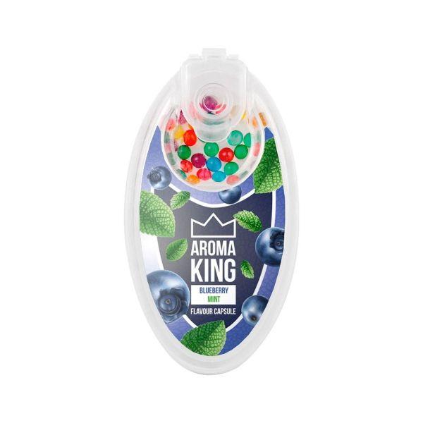 Aroma King Aromakapseln Blueberry Mint (100 Stück)