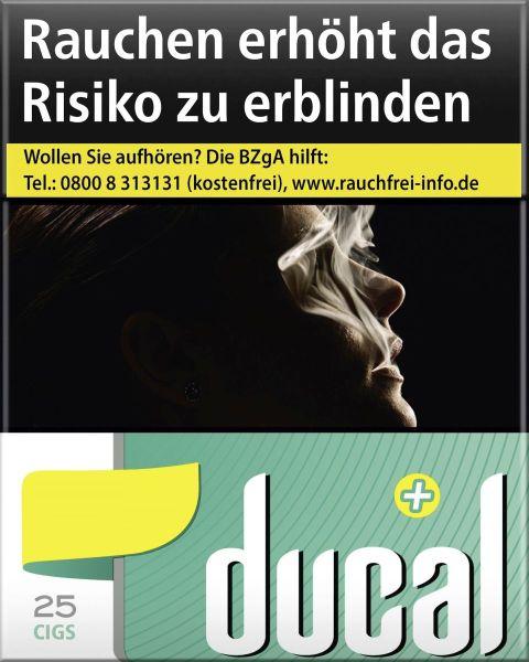Ducal Zigaretten + Zigaretten (XL) (8x25er)