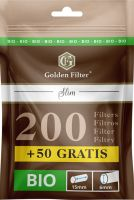 Golden Filter Bio Slim 6mm (18 x 250 Stück)