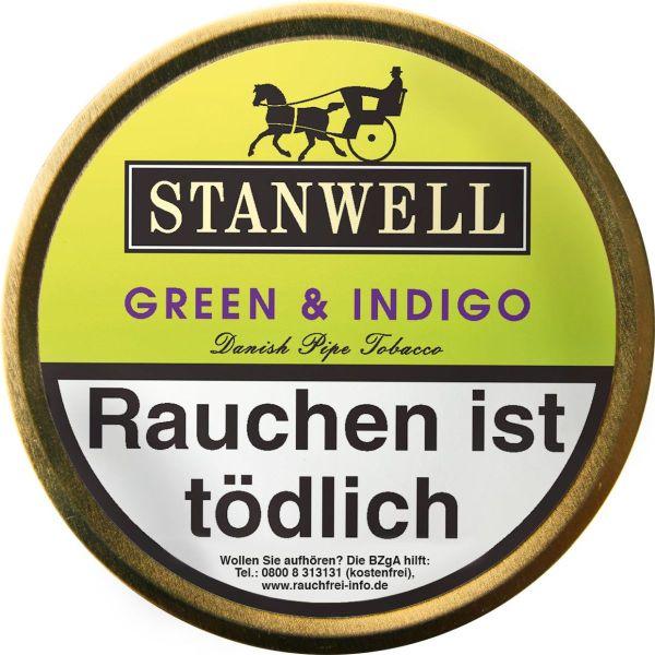 Stanwell Pfeifentabak Green & Indigo (Dose á 50 gr.)