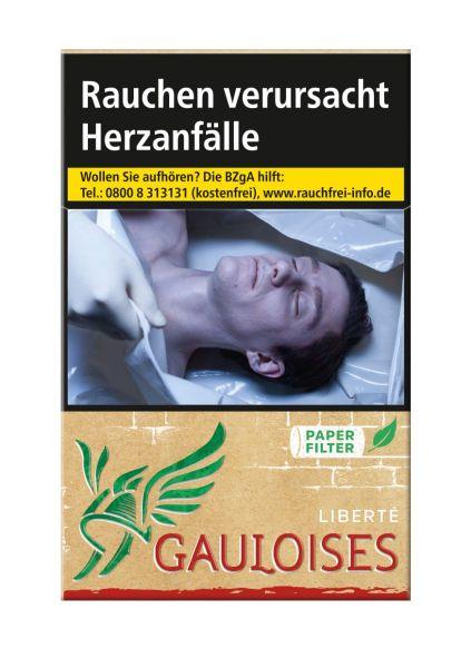 Gauloises Zigaretten Liberte Rot 7€ (10x20er)
