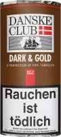 Danske Club Pfeifentabak Dark & Gold (Pouch á 50 gr.)