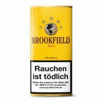 Brookfield Pfeifentabak No. 1 (Pouch á 50 gr.)
