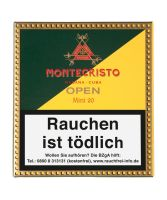 Montecristo Zigarillos Open Mini (Schachtel á 20 Stück)