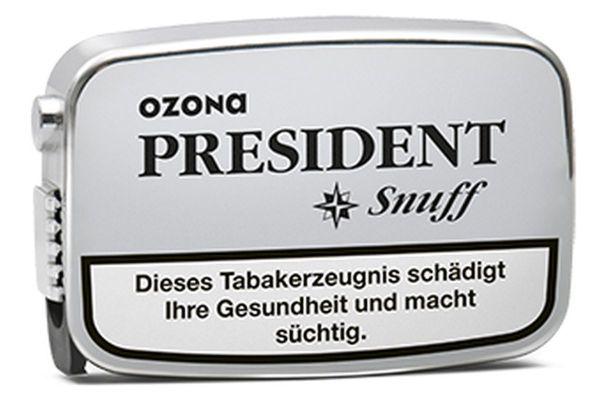 Ozona Schnupftabak President Snuff (10 x 7 gr.)