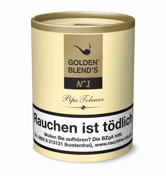 Golden Blend Pfeifentabak No. 1 (Dose á 200 gr.)
