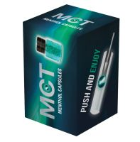MCT Click Aromakapseln Menthol (100 Stück)
