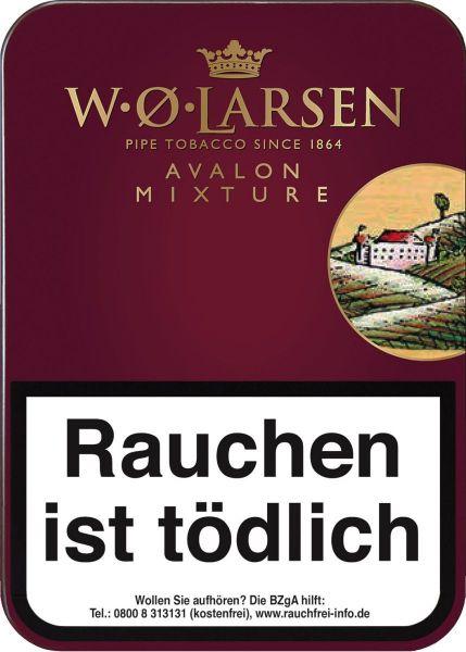 W.O. Larsen Pfeifentabak Avalon Mixture (Dose á 100 gr.)