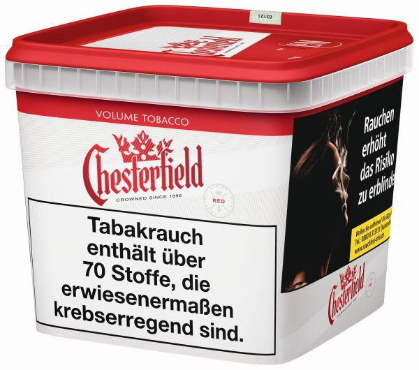 Chesterfield Volumentabak Volume Tobacco Red (Dose á 280 gr.)
