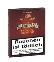 Villiger Zigarren La Meridiana Robusto (Schachtel á 5 Stück)
