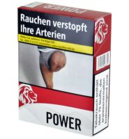 Power Zigaretten red Big Box (8x24er)