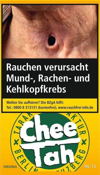 Chee Tah Zigarettentabak Gelb (5x30 gr.) 4,30 € | 21,50 €