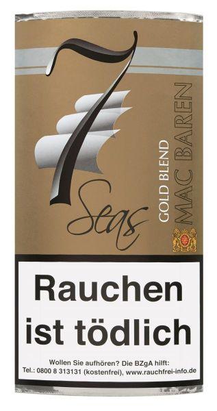 7 Seas Pfeifentabak Gold Blend (Pouch á 40 gr.)