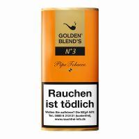 Golden Blend Pfeifentabak No. 3 (Pouch á 50 gr.)