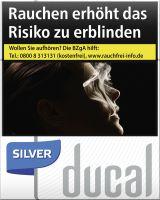 Ducal Zigaretten Silver Cigarettes (XL) (8x23er)