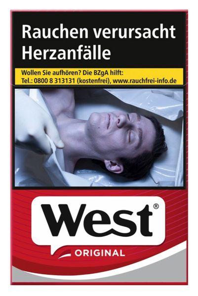 West Zigaretten Original (10x20er)