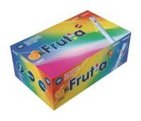 Frutta Orange Click Filterhülsen Zigarettenhülsen (Schachtel á 100 Stück)