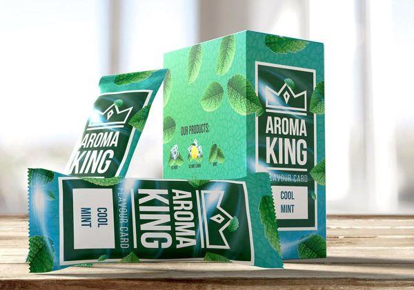 Aroma King Aroma Card Cool Mint (25 x 1 Stück)