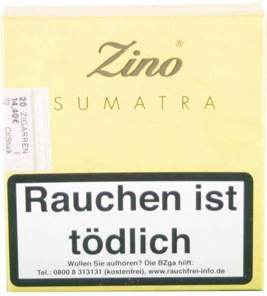Zino Zigarillos Cigarillo Sumatra (Schachtel á 20 Stück)