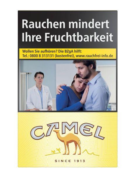 Camel Zigaretten Yellow Long n (10x20er)
