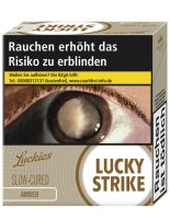 Lucky Strike Zigaretten Amber (Giga) (8x32er)