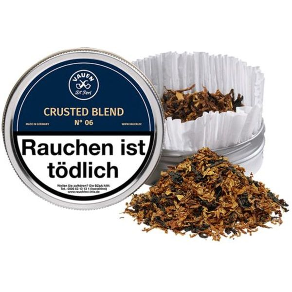 Vauen Pfeifentabak Crusted Blend No. 6 (Dose á 50 gr.)