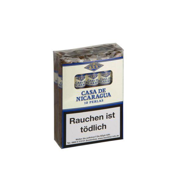 Villiger Zigarren Casa de Nicaragua Perla (Schachtel á 10 Stück)